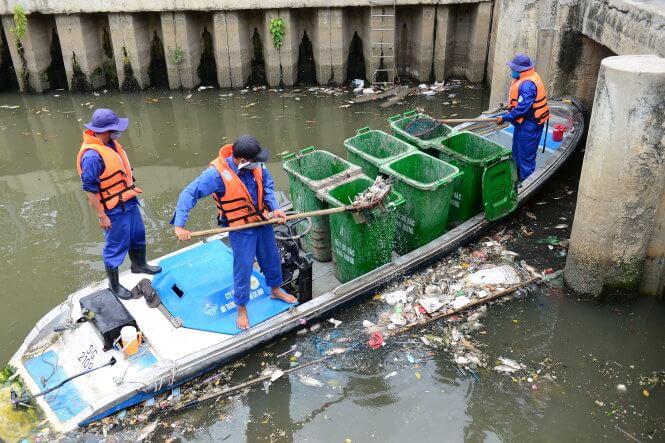 Cảnh báo những tác hại của ô nhiễm nguồn nước đến sức khỏe con người