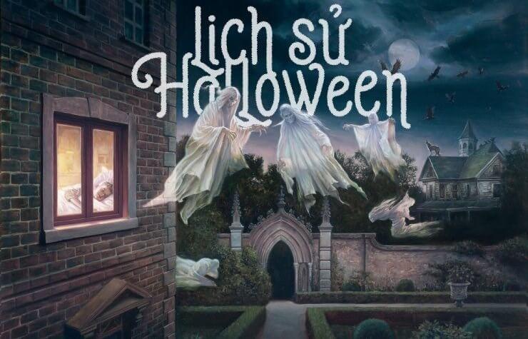 Khám phá bí ẩn và ý nghĩa lễ hội Halloween