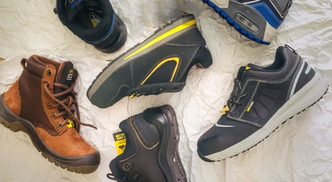 Bán giày bảo hộ TPHCM