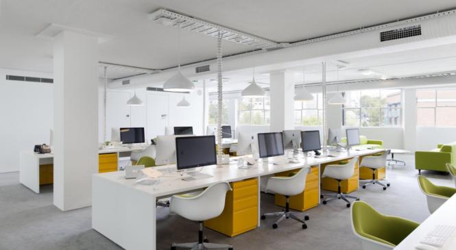 4 Nguyên tắc thiết kế văn phòng 30m2 hiện đại bạn cần ghi nhớ rõ