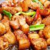Cách nấu thịt lợn chua ngọt thơm ngon,  ai ăn cũng ghiền