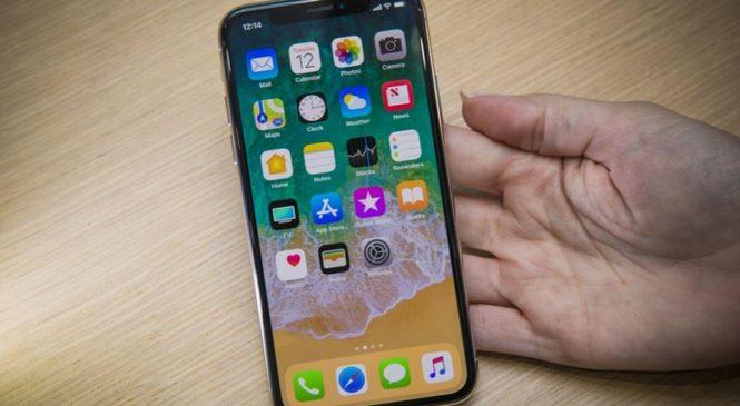 Sửa lỗi iPhone X bị treo máy hiệu quả tại Thuận Phát Mobile