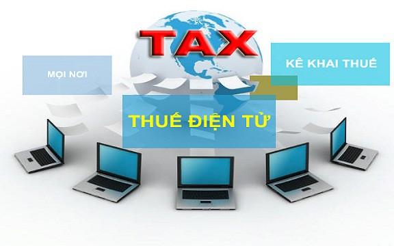Lưu ý khi nộp hồ sơ khai thuế điện tử 2020 mới nhất