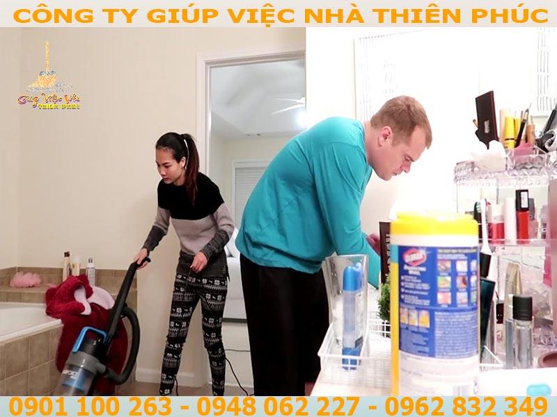 Những lưu ý khi tìm công ty cung cấp dịch vụ giúp việc nhà theo giờ