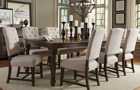 Một vài bộ bàn ăn 6 ghế hiện đại có sức hút nhất năm 2020