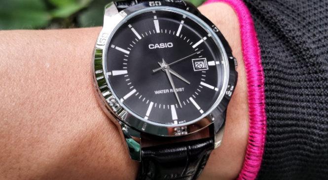 Mách nhỏ các mẹo chọn đồng hồ đeo tay nam Casio phù hợp