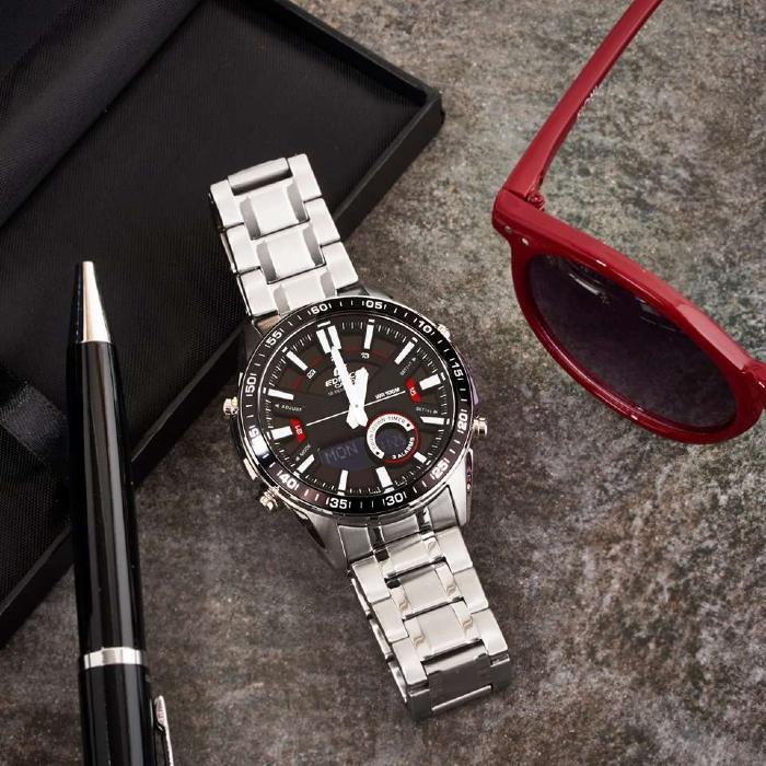 5 cách kiểm tra đồng hồ Casio nam chính hãng đơn giản