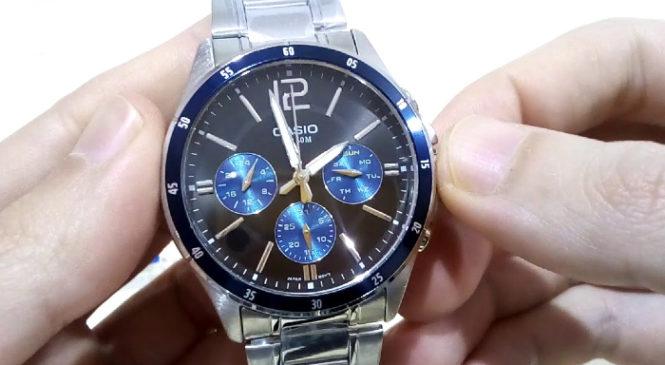 Những lợi ích khi sở hữu một chiếc đồng hồ Casio nam