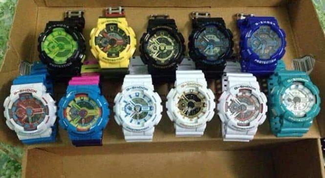 Đồng hồ G-Shock giá rẻ có phải là đồng hồ G-Shock fake?
