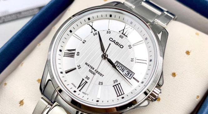Đồng hồ nam Casio chính hãng dưới 1 triệu có đảm bảo chất lượng?