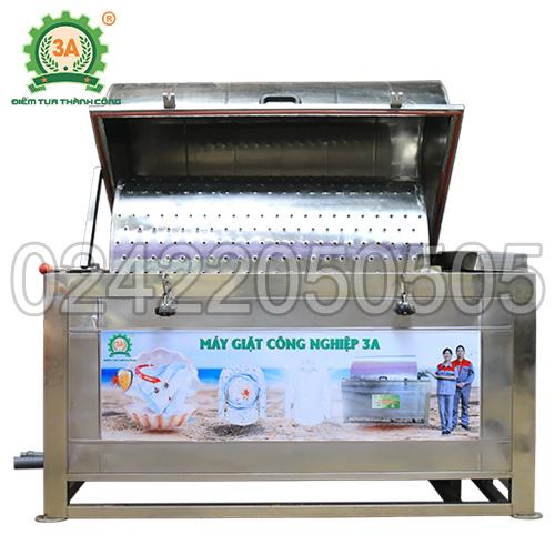 Hé lộ máy giặt công nghiệp giá rẻ, năng suất cao vận hành ổn định