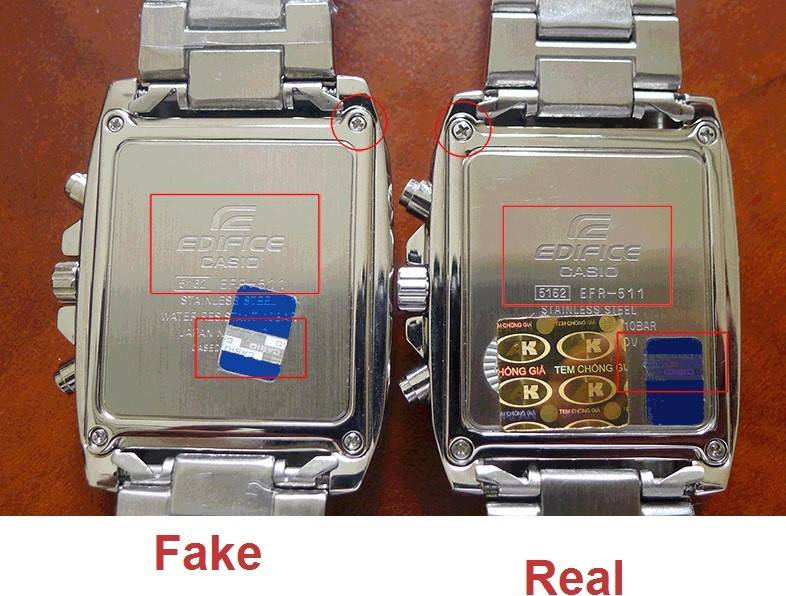 Làm sao để không mua phải đồng hồ thể thao nam Casio kém chất lượng?