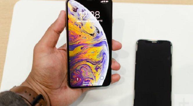 Giải pháp khắc phục màn hình iPhone Xs Max bị đen hiệu quả