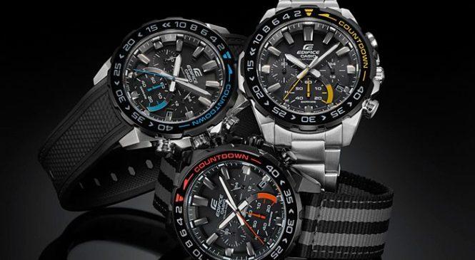 Đồng hồ thể thao nam Casio Edifice và những tính năng đỉnh cao