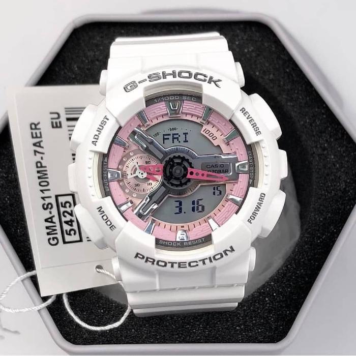 Những điều thú vị về đồng hồ Casio thể thao G-Shock