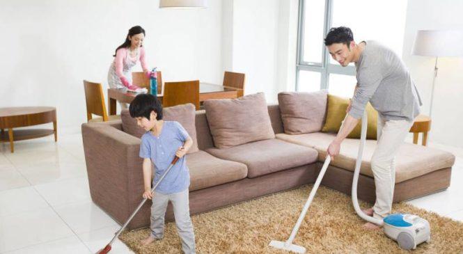 Công ty dịch vụ vệ sinh – Nơi mang đến cho gia đình bạn những nhân viên dọn dẹp nhà chuyên nghiệp nhất