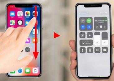 Khóa màn hình iPhone bằng cách vuốt màn hình