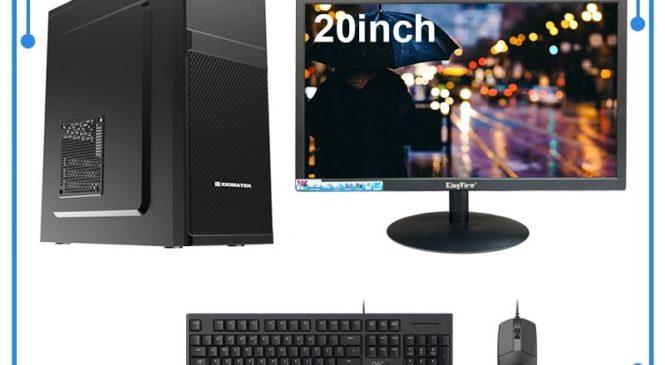 Những loại cây máy tính mới dành cho dân văn phòng