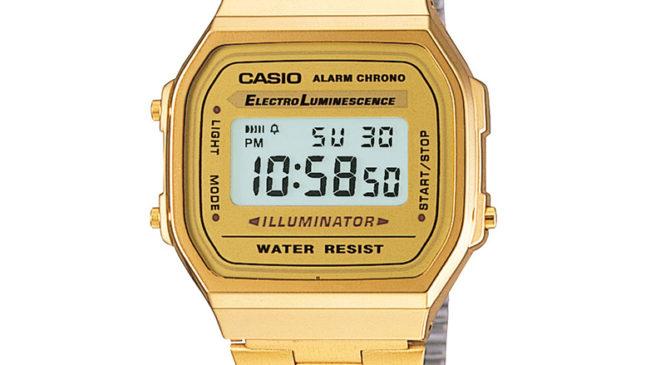 3 chiếc đồng hồ Casio chính hãng   phong cách vintage cho cả nam và nữ