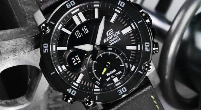 Gợi ý hai mẫu đồng hồ Casio Edifice dây da thời thượng nên mua