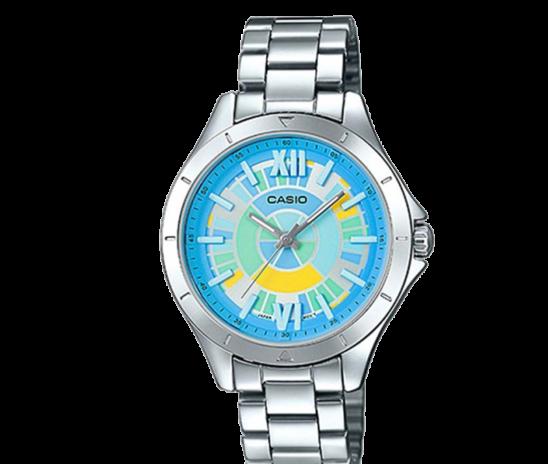 4 mẫu đồng hồ Casio kim loại nam, nữ hiện đại, giá rẻ và chính hãng